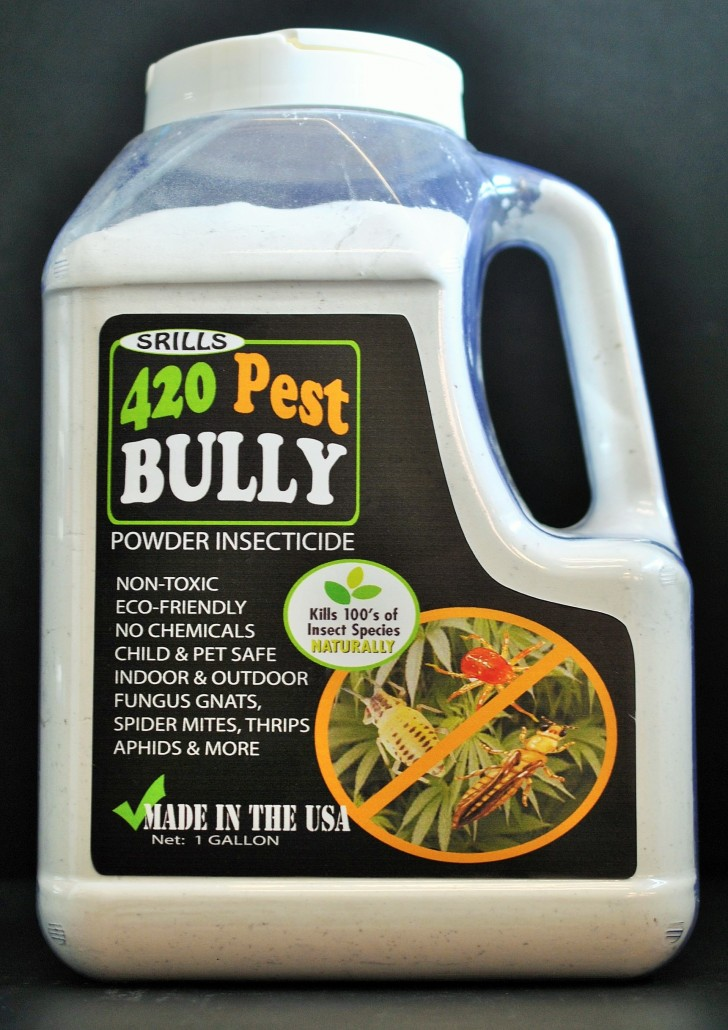 420 Pest Bully Powder - Srills - Two Guys Hydroponics