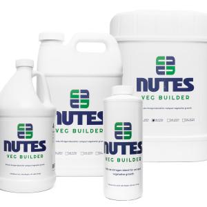 Nutes Nutrients Veg Builder